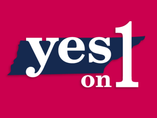 Yes On 1 Logo