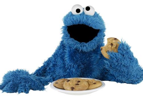 Cookie Monster - Soft Cookies