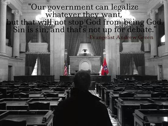 Evangelist Andrew Green - Cannot Stop God