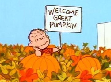 The Great Pumpkin Analogy