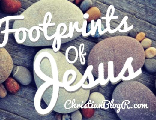 Footprints of Jesus