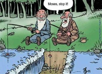 Moses, Stop It!