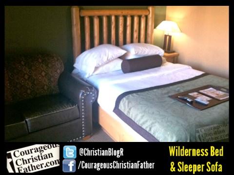 Wilderness Bed & Sleeper Sofa