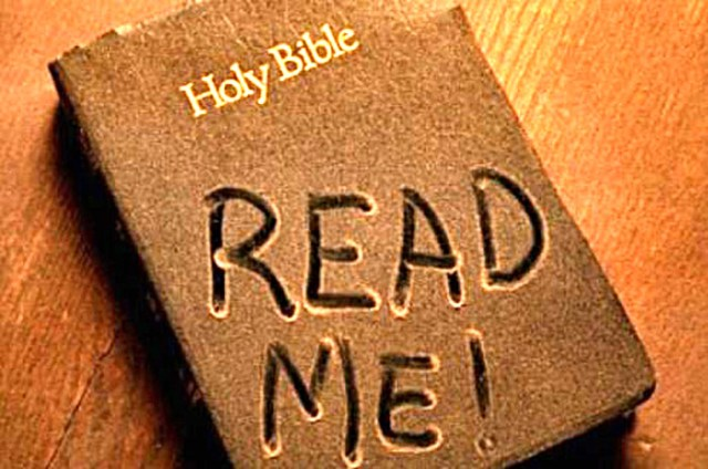 Bible - Read Me! International Day of the Bible