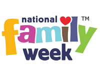 National Family Week - A week long celebration of the family. Usually celebrated on or around the week of Thanksgiving. Plus, it is also celebrated during International Bible Week. #FamilyWeek