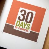 30 Days of Thanksgiving: Day 13