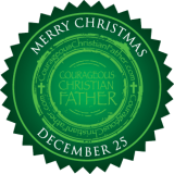 Date of Christmas - December 25