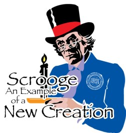 Scrooge An Example of a New Creation