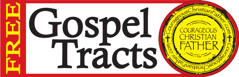 Free Gospel Tracts