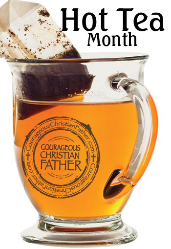 Hot Tea Month - Do you enjoy drinking Hot Tea? Check out these interesting tea facts and find out when Hot Tea month is! #HotTea #HotTeaMonth