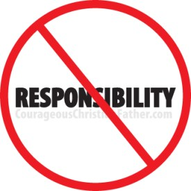No Responsibility