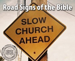 Slow Church Ahead