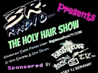 Holy Hair Show Promo Graphic