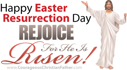 "Happy Easter ""Resurrection Day"""