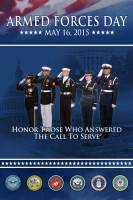2015 Armed Forces Day Poster (Click to download a copy of the poster)