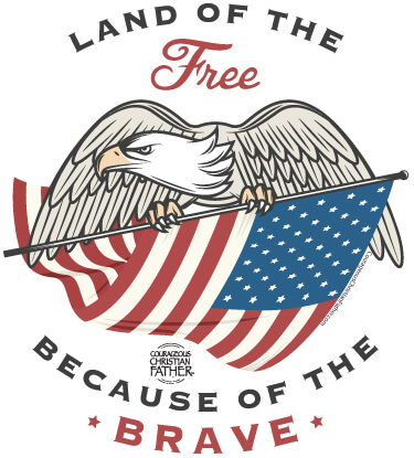 Land of the Free Because of the Brave - Land of the Free Because of the Brave - Memorial Day