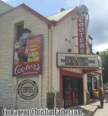 Cooter's Place