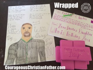 Father's Day Gift - Wrapped - The Best Father's Day Gifts
