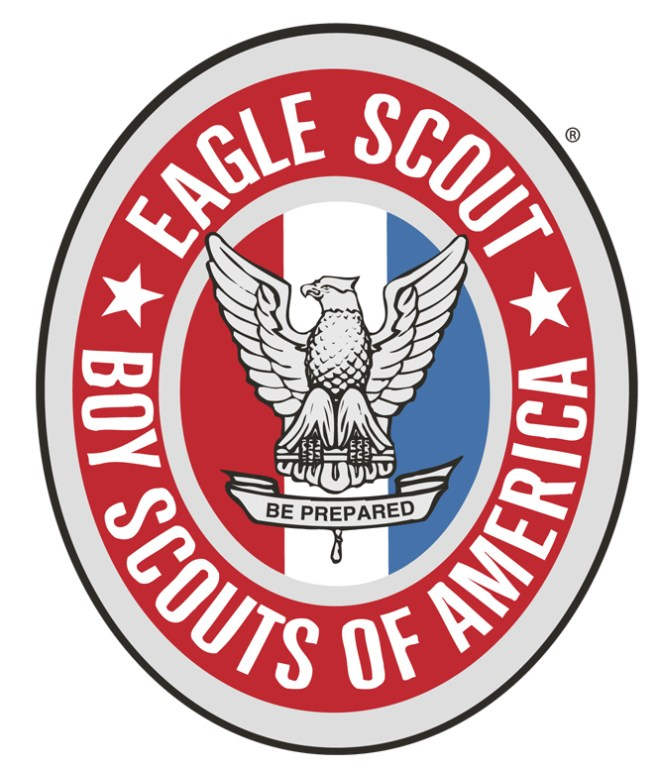 Eagle Scout Patch - National Eagle Scout Day