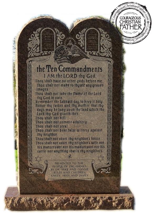 10 Commandments - In Oklahoma