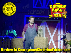 Comedy Barn - Stephen