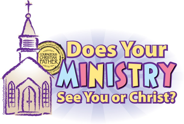 Does Your Ministry See You or Christ?