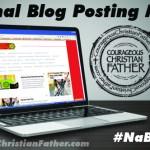 National Blog Posting Month (NaBloPoMo)
