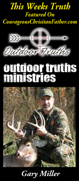 This is this weeks Outdoor Truth with Gary Miller titled The Third Season Reaping, Sowing, and Trusting