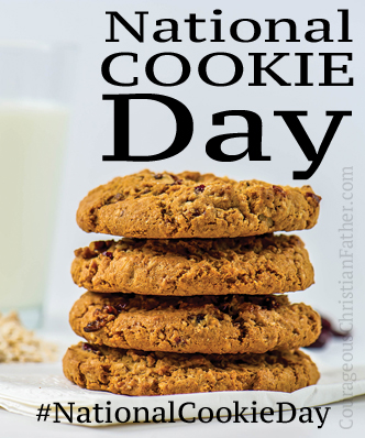 National Cookie Day #NationalCookieDay