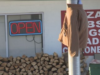 Coats on Poles in Roane County, TN
