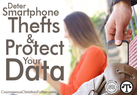 Deter Smartphone Thefts & Protect Your Data-71789