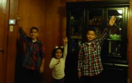 Jesus Save Us by Young Disciples of Messiah Muzik (Screenshot)