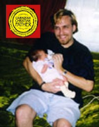 Dad Amber (8 Days Old) 1998 - SIngle Father