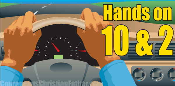 Hands on 10 & 2