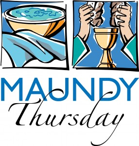 Maundy Thursday image | Holy Trinity Anglican Church