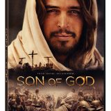 Son Of God DVD Spine