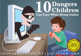 10 Dangers Children Can Face While Being Online