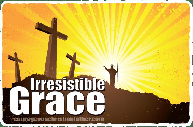 irresistible grace vs prevenient grace