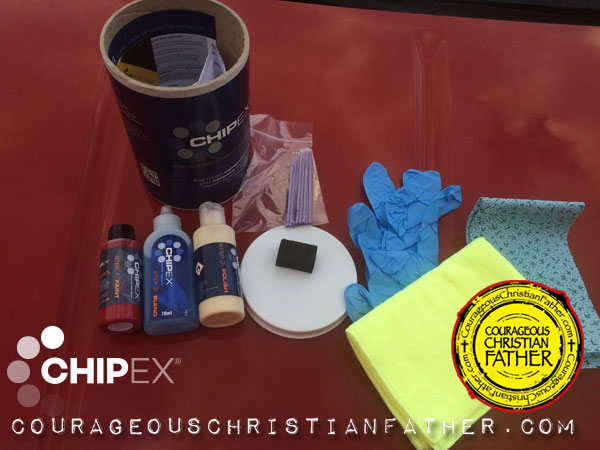 ChipEx Paint Chip Repair System