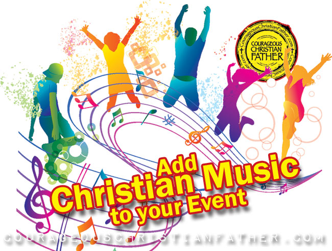 Add Christian Music for your event