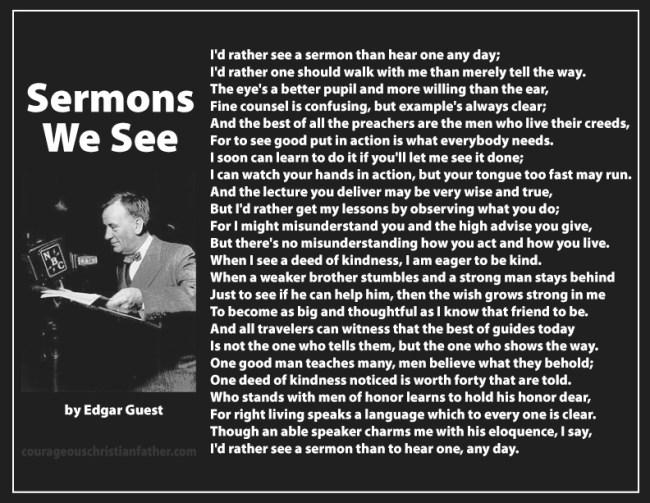 Sermons We See by Edgar Guest