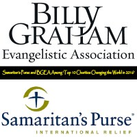 Samaritan's Purse and BGEA Among 'Top 10 Charities Changing the World in 2016'