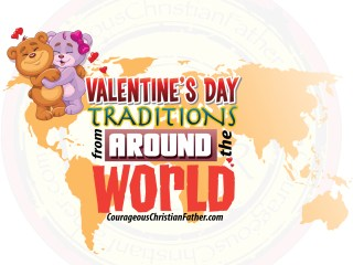 Valentine's Day Traditions from Around the World