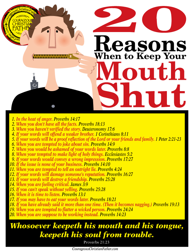picture about Mouth Printable referred to as 20 Factors As soon as toward Preserve Your Mouth Close Printable