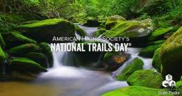 National Trails Day Hikes 2017