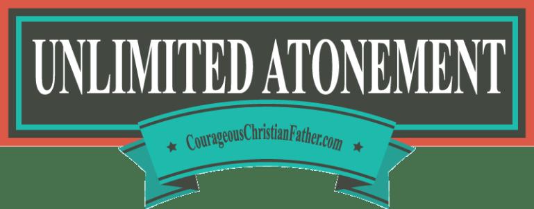Unlimited Atonement #UnlimitedAtonement