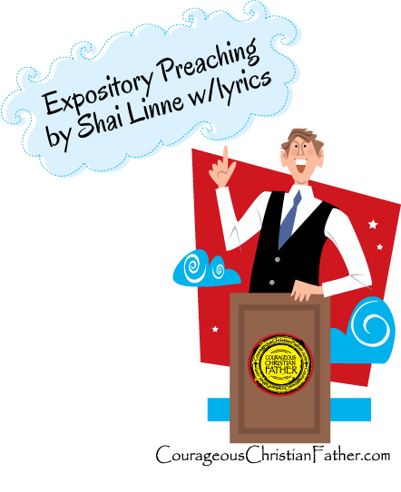 Expository Preaching by Shai Linne