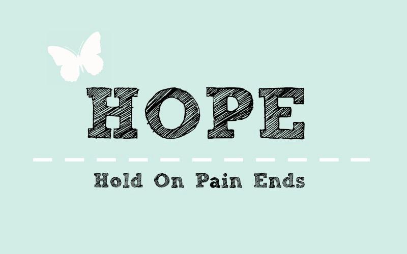 Hope Acronym