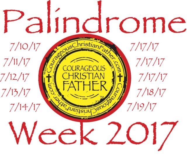 palindrome week 2017
