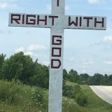 Get Right With God Stone Cross Tazewell
